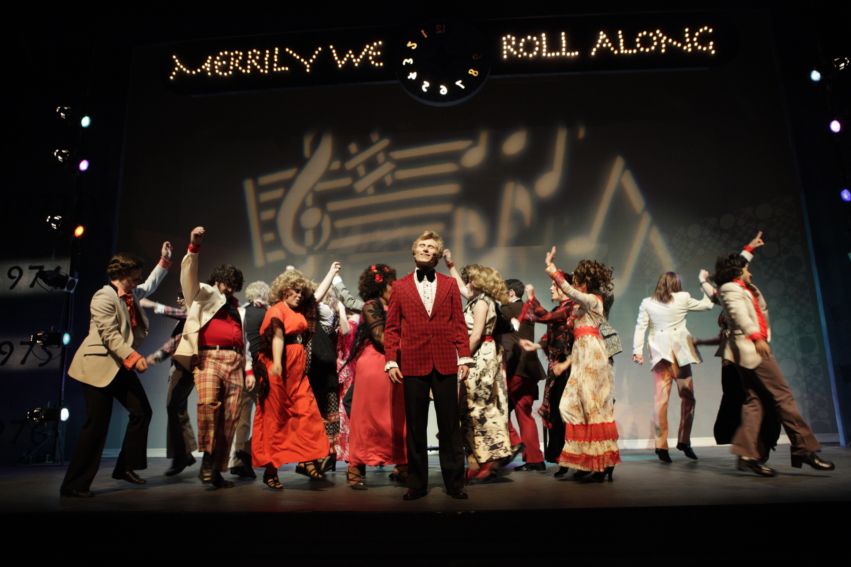 Merrily We Roll Along - 1976