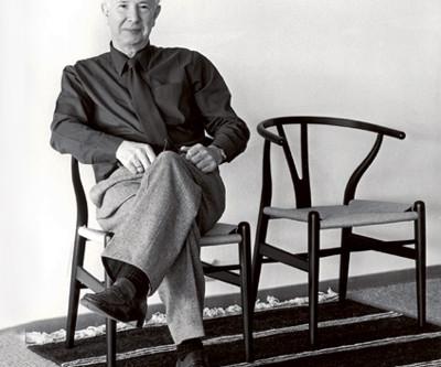 「遇見大師」Danish designer—Hans. J. Wegner