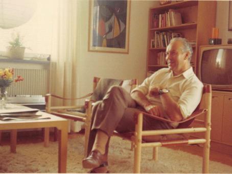 {老件分享} Kontiki Sofa- Arne Norell