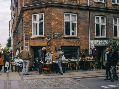 [老件生活] 老件一條街- Ravnsborggade