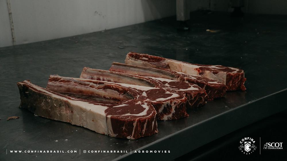 carne frigorífico confina brasil