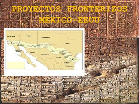 Proyectos Fronterizos México-EEUU