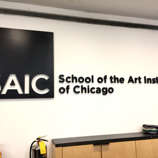 SAIC Art Institute Chicago