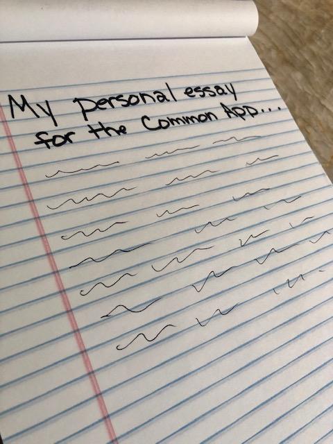 The Common App 2021-22 Essay Prompts
