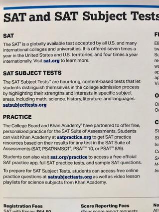SAT Adding 'Adversity Score'