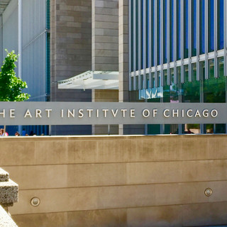 SAIC Art Institute Chicago
