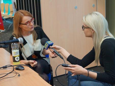 Wywiad dla magazynu Nowa Trybuna Opolska