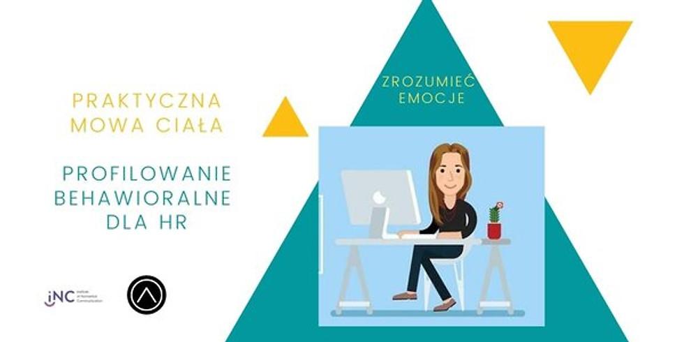 Komunikacja niewerbalna dla HR - Webinar