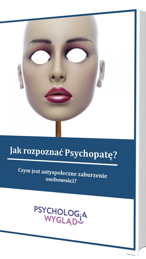 okladka psychopatia_Jak rozpoznać psycho