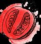 Acquerello pomodoro