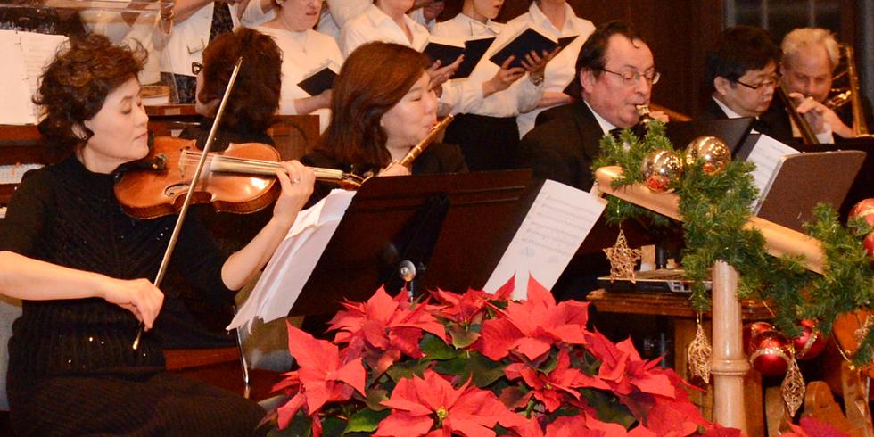 Music for the Christmas Season