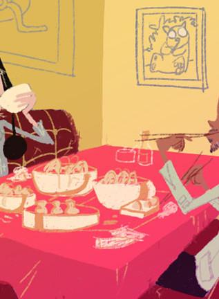 Noodle and Dumpling Feast