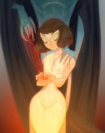 Persephone's Kiss