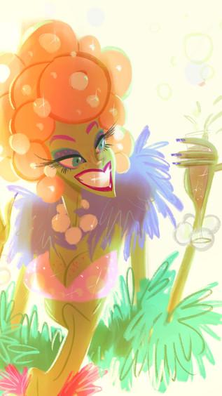 Breakfast Mimosa