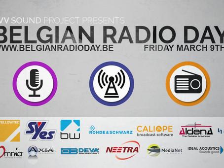 Belgian Radio Day 2018