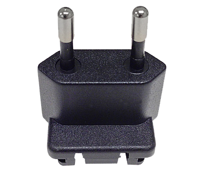 European Power Plug Adapter (For the AC Wall Adapter)
