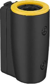 Pole Adapter YT3613 m!ka black