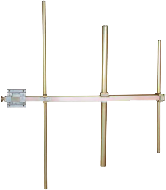 FM Yagi 3 elements antenna broadband