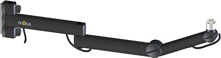 Mic Arm TV On Air YT3208 m!ka black