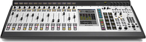 Fusion AoIP Mixing Console
