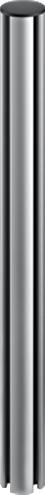 "MMS System Pole 21,5"" (54,5cm) YT3243 m!ka aluminum"