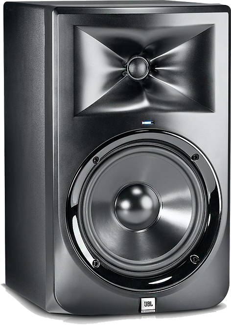 "8"" Two-Way Powered Studio Monitor (LSR308)"