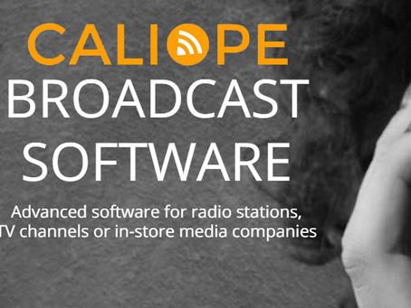 Radio Star chooses Caliope!