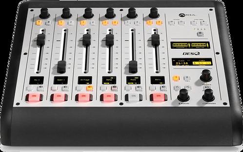 DESQ Compact Desktop IP-Audio Console