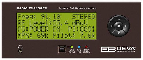 Radio Explorer – Mobile FM Radio Analyzer