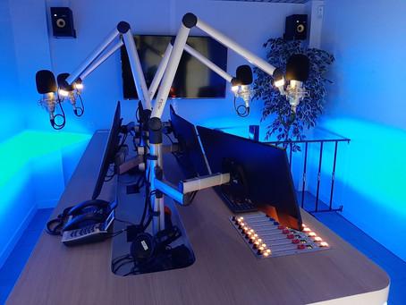 Radio Meteor - New studio!