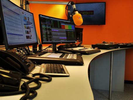 Topradio - New AoIP studios!