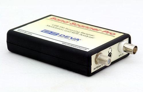 Band Scanner Pro – FM Band Spectrum & Mod Analyzer, RDS/RBDS Decoder-Reader