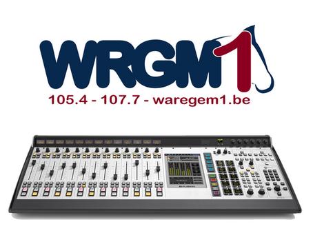 WRGM1 - New Axia Fusion studio!