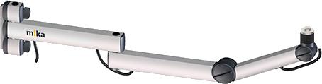 Mic Arm TV YT3207 m!ka aluminum