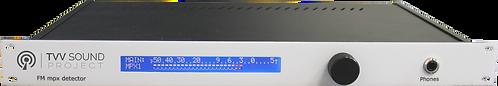 2 Channels MPX Detector (MPXLCD2)
