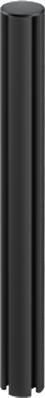 "MMS System Pole 17,5"" (44,5cm) YT3640 m!ka black"