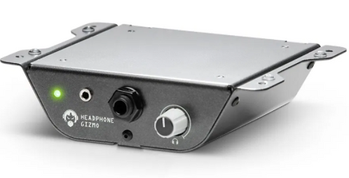 Gizmo headphone amplifier