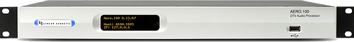 AERO.100 - DTV Audio Processor