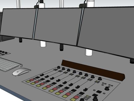 We create your dream studio!