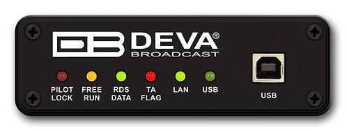 SmartGen Mini – UECP Compatible, Compact RDS/RBDS Encoder with LAN & USB Connect