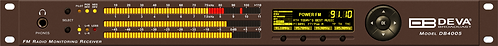 DB4005 – FM Modulation Analyzer/Monitoring Receiver