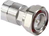"7-16 male connector LF 1/2""-50 MultiFit BN854317"