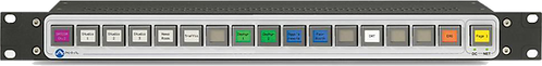 17-Button LCD SmartSwitch Panel - Routing Control Panels