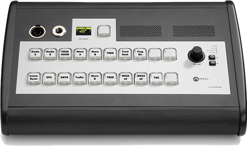 IC.1D 20-Station Desktop Intercom - IP Intercom