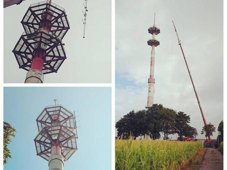 Stadsradio Vlaanderen - New high power frequentie - New Axia studio!
