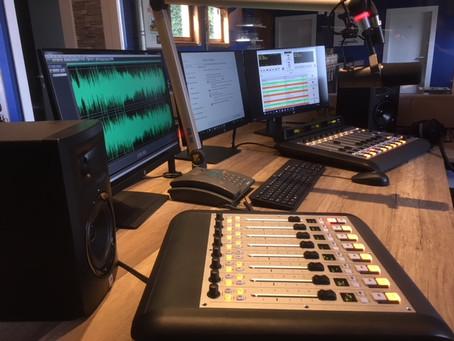 Radio Tequila new studio!