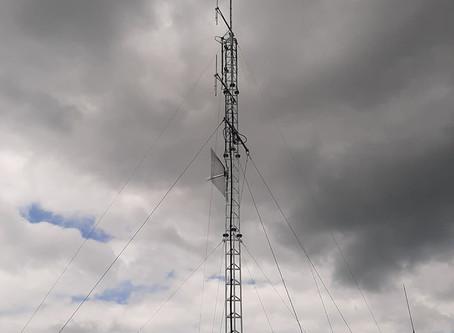 Radio Tequila new antenna site Deinze