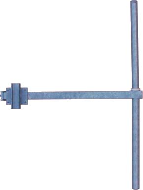 FM Dipole antenna broadband