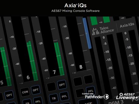 HTML5 virtual console. Mix Anywhere! IQs