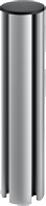 "MMS TV Arm Pole 7,09"" (13cm) YT3235 m!ka aluminum"